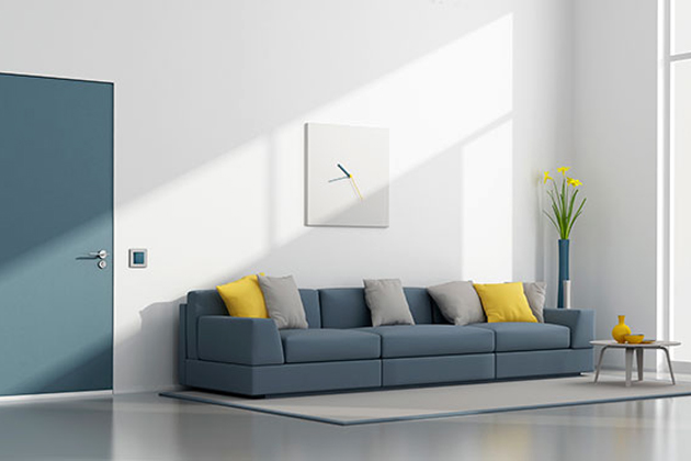 Hãy chọn kích thước sofa phù hợp với không gian nhà bạn