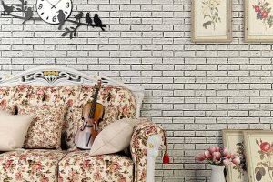 Màu sắc và hoa văn trang trí của bộ sofa quyết định cá tính và không gian căn phòng