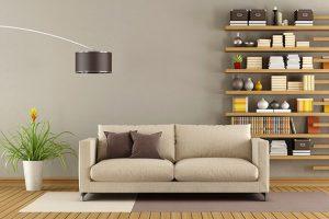 Sofa Màu Trắng Kem