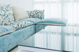 Sofa Màu Lam