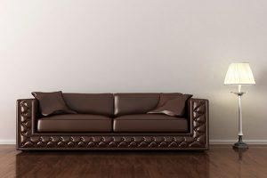 Sofa Nâu