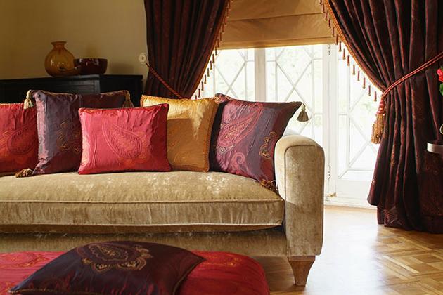 Sofa Vàng Nhạt