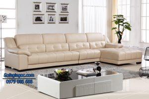 Sofa Da Đẹp – Mã GGD 101