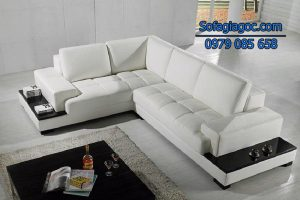 Sofa Da Đẹp – Mã GGD 105
