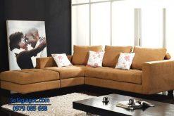 Sofa Nỉ Đẹp - Mã GGN 004