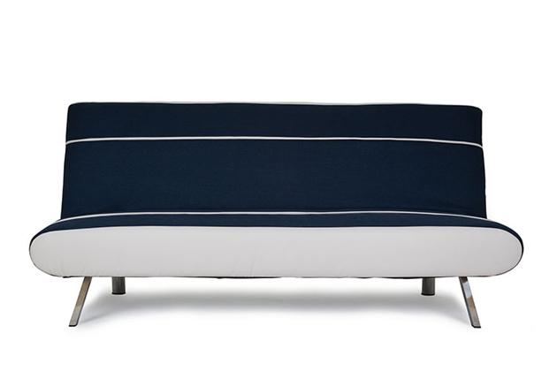 Sofa giường Yuri màu xanh