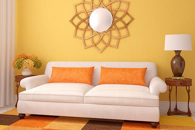 5 Cách Khiến Bộ Sofa Nhàm Chán Của Bạn Trở Nên Sinh Động Hơn
