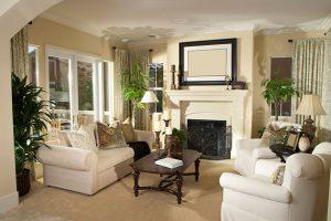 Thay đổi không gian xung quanh bộ sofa mang tới cảm xúc mới cho không gian nhà bạn