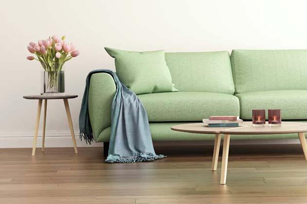 Cách biến bộ sofa cũ trở nên đẹp như mới