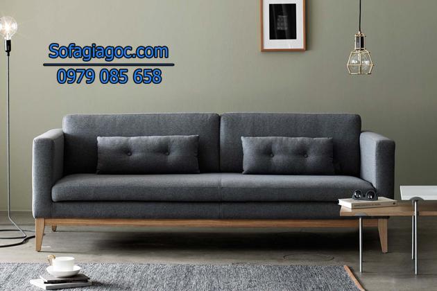 Lựa chọn sofa theo mục đích sử dụng