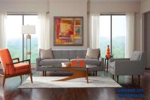 Cân nhắc hướng đặt và cách bài trí sofa trong phòng khách để mang tới sự thịnh vượng và tài lộc cho gia chủ