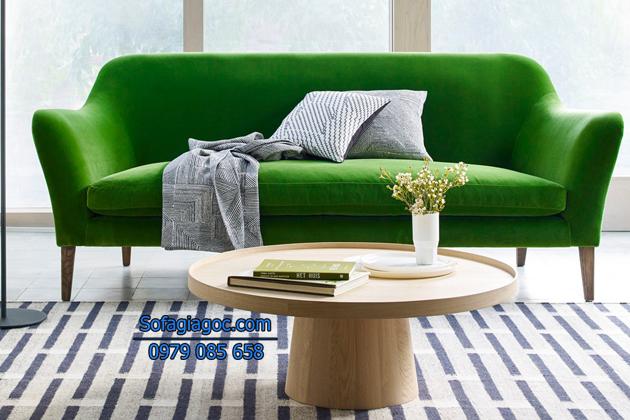 Chọn màu sắc sofa phù hợp với không gian và tính cách của gia chủ là điều không hề dễ dàng