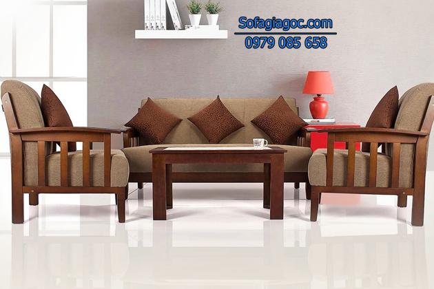Nên lưa ý kích thướng sofa và không gian nhà bạn trước khi quyết định mua