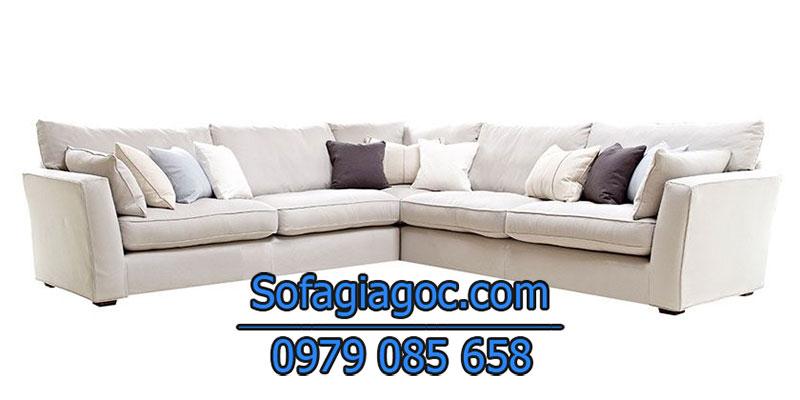 Sofa Góc L Mã GL 108
