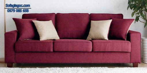 Sofa Văng Castilla Đỏ