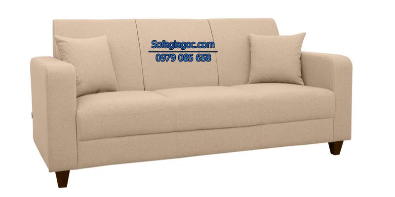 Sofa Văng Elena Style Màu Trắng Đục