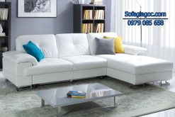 Sofa Da Đẹp – Mã GGD 107