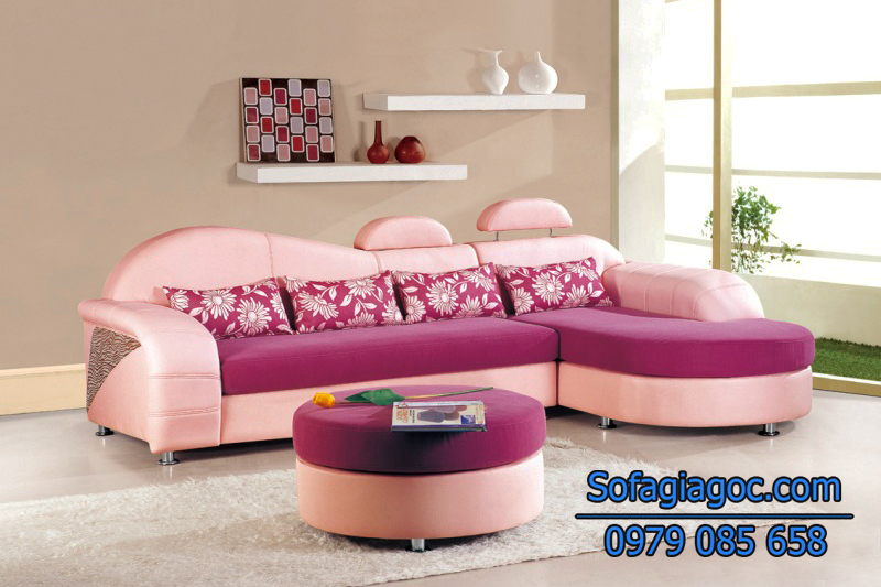 Sofa Da Đẹp – Mã GGD 108
