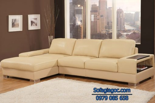 Sofa Da Đẹp – Mã GGD 110