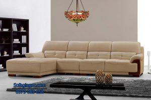 Sofa Da Đẹp – Mã GGD 111