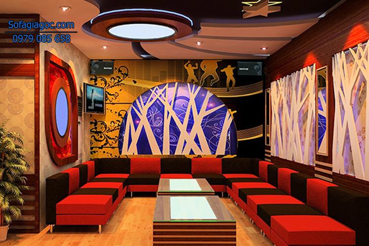 Sofa Karaoke Mã SKO 101