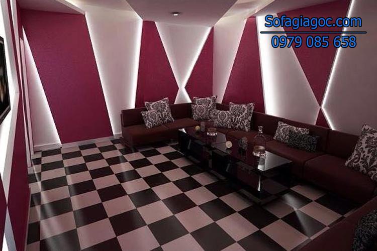 Sofa Karaoke Mã SKO 106