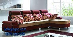 Sofa Nỉ Đẹp - Mã GGN 008