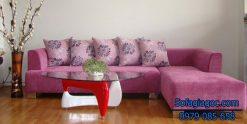 Sofa Nỉ Đẹp - Mã GGN 009
