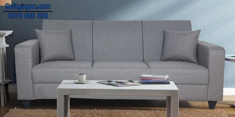 Sofa Văng Style Elena Xám