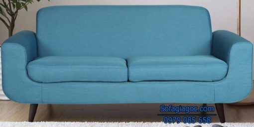 Sofa Văng Rafael Style Xanh Lam