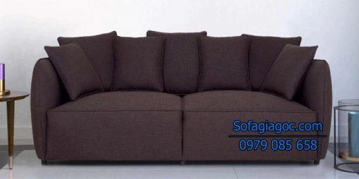 Sofa Văng Marcelo Nâu