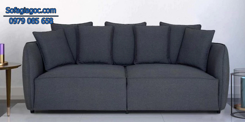 Sofa Văng Marcelo Xám Than