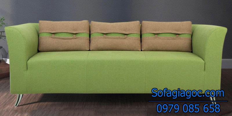 Sofa Văng Adelia Xanh Lục