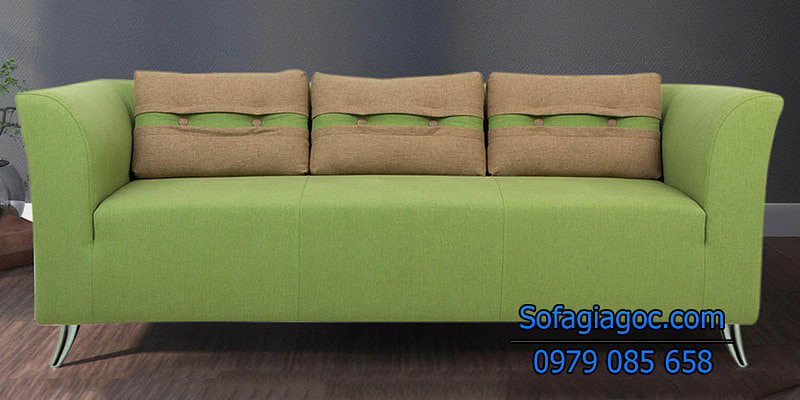 Sofa Văng Style Adelia Xanh Lục