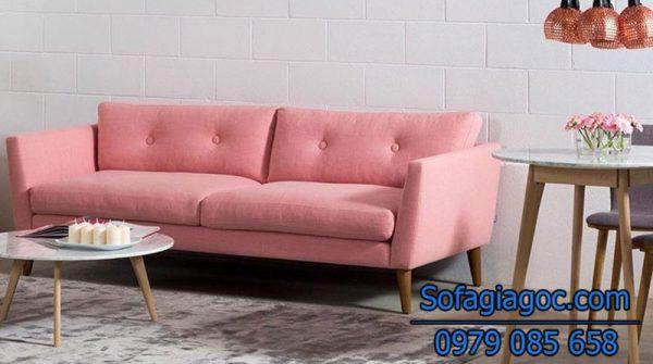 Sofa Văng Style Emil Hồng