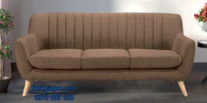 Sofa Văng Style San Pio Nâu
