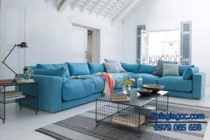Ưu điểm tuyệt vời của sofa gốc cho phòng khách hiện đại