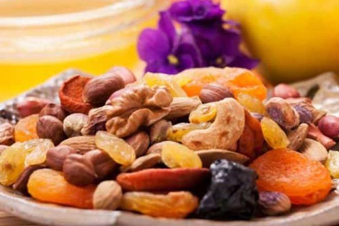hoa quả sấy khô quà tặng người nước ngoài