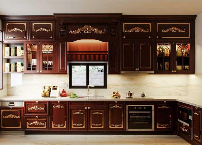Ý Tưởng Thiết Kế Phòng Bếp Mang Phong Cách Nông Thôn