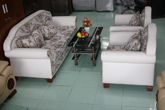 Bố trí ghế sofa kiểu đối diện