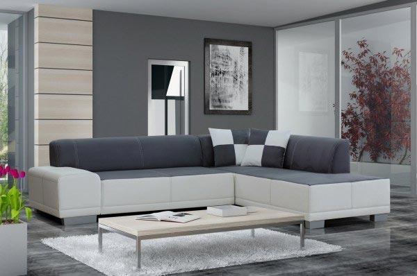 Bố trí ghế sofa kiểu chữ L