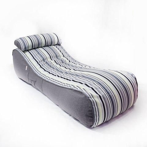 Ghế lười thiết kế kèm giường
