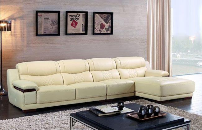 Kiểm tra chất lượng phần đệm ghế Sofa Da