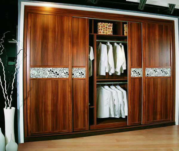Lựa chọn chất liệu của tủ quần áo