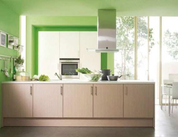 Lựa Chọn Màu Sắc Và Màu Sắc Cho Phòng Bếp