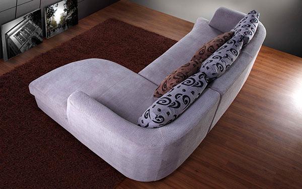 Mẫu Sofa Nỉ Nhập Khẩu Từ Malaysia Future 3 Seater