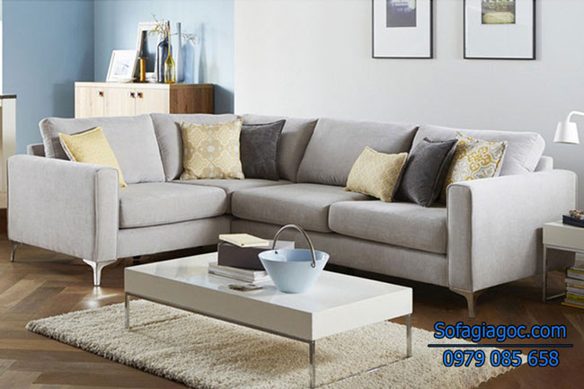 Sofa Nỉ Đẹp – Mã Ggn 003