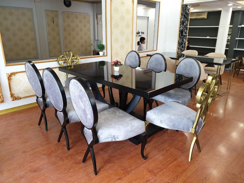 Kiểm tra kỹ chất liệu vải bọc ghế sofa bàn ăn nhé