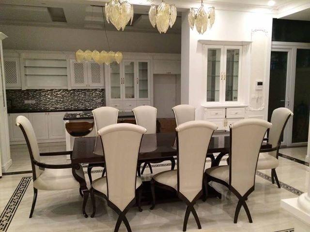Xác định kích thước phòng bếp trước khi chọn mua ghế sofa ăn