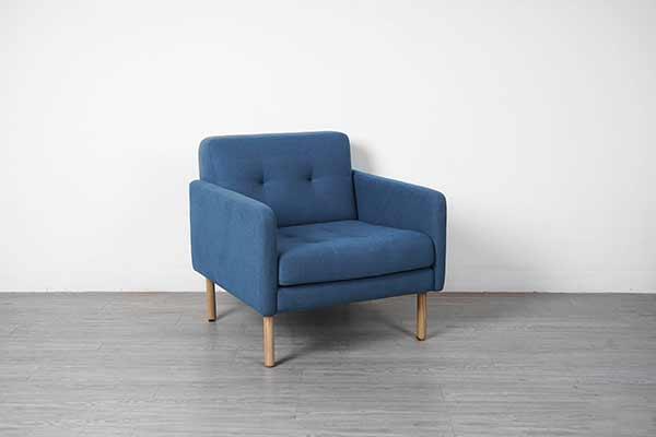 Mẫu Sofa đơn Thư Giãn Orphan 1 Seater